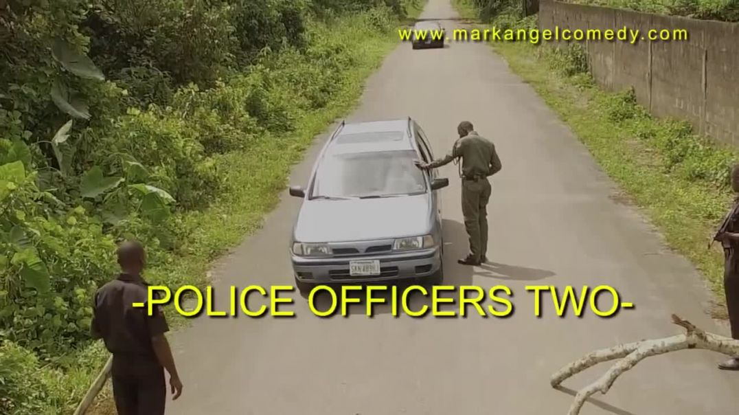 POLICE OFFICERS TWO (Mark Angel Comedy)