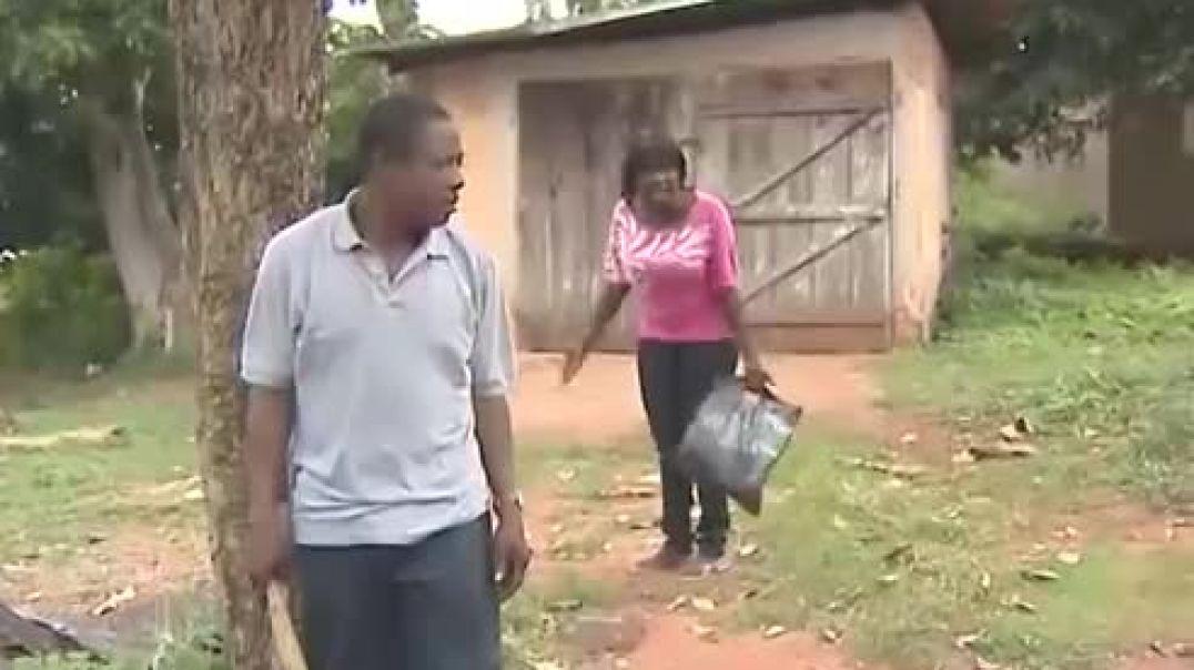 Osuofa and Mercy Johnson village love