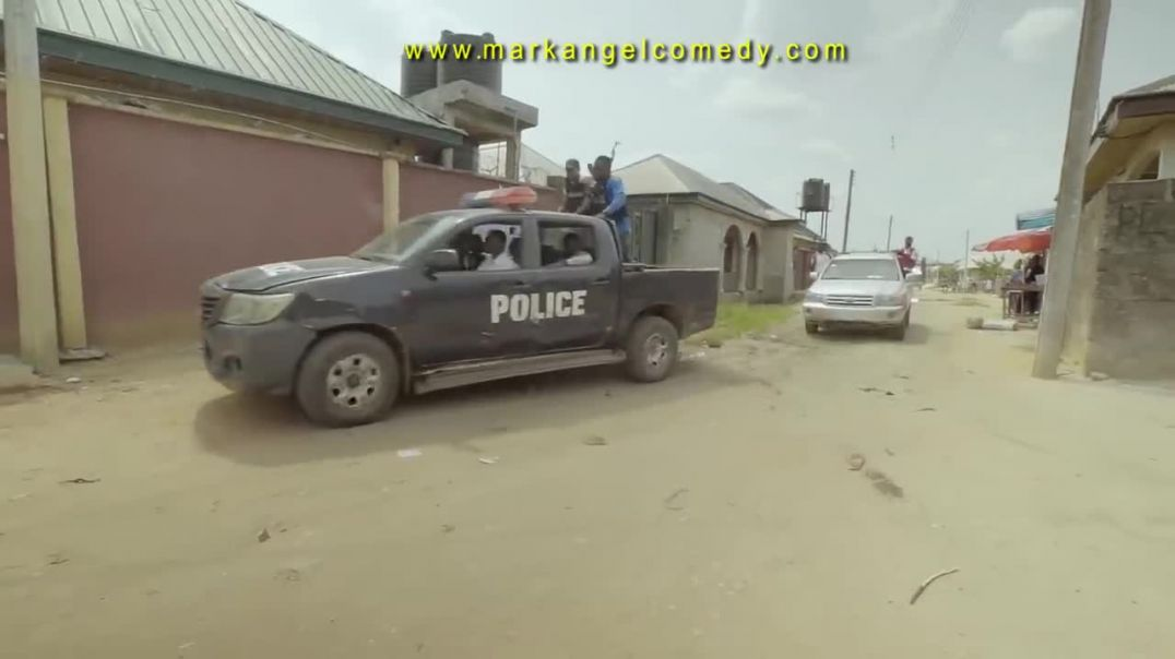 POLICE OFFICERS (Mark Angel Comedy)