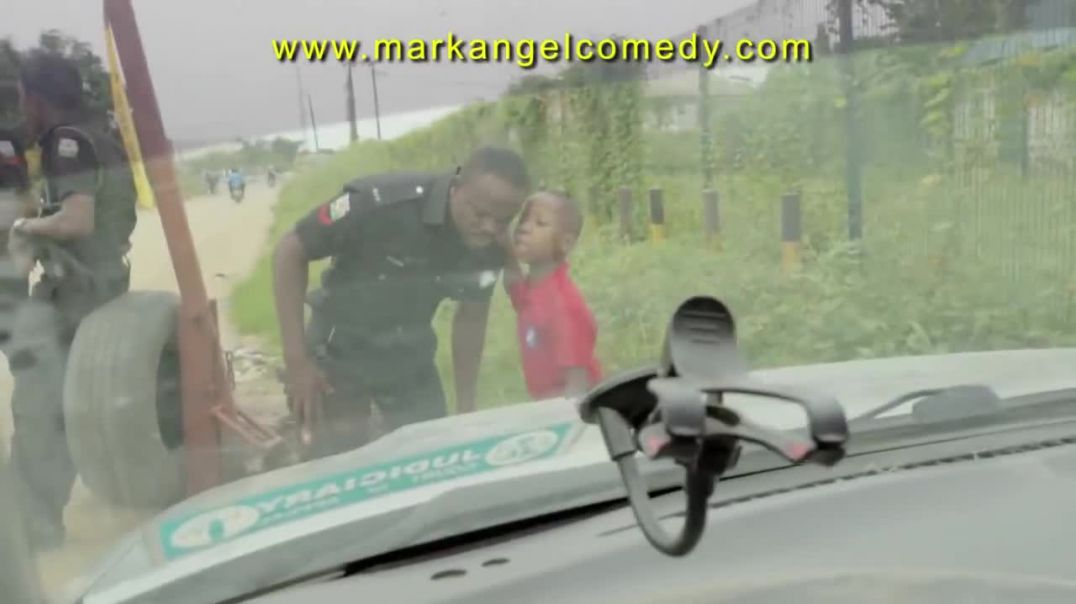POLICE OFFICERS PART 3 (Mark Angel Comedy)