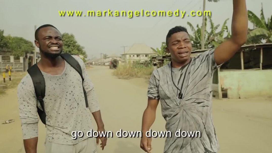 EBENIZER STREET (Mark Angel Comedy)
