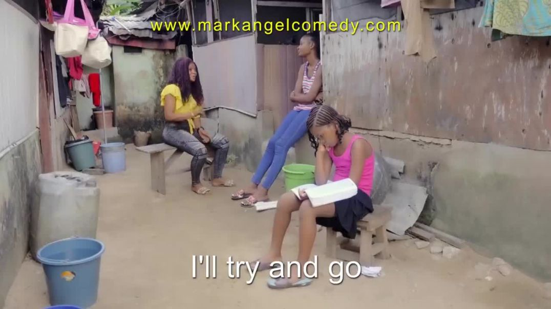 SMARTWATCH (Mark Angel Comedy) (Episode 295)