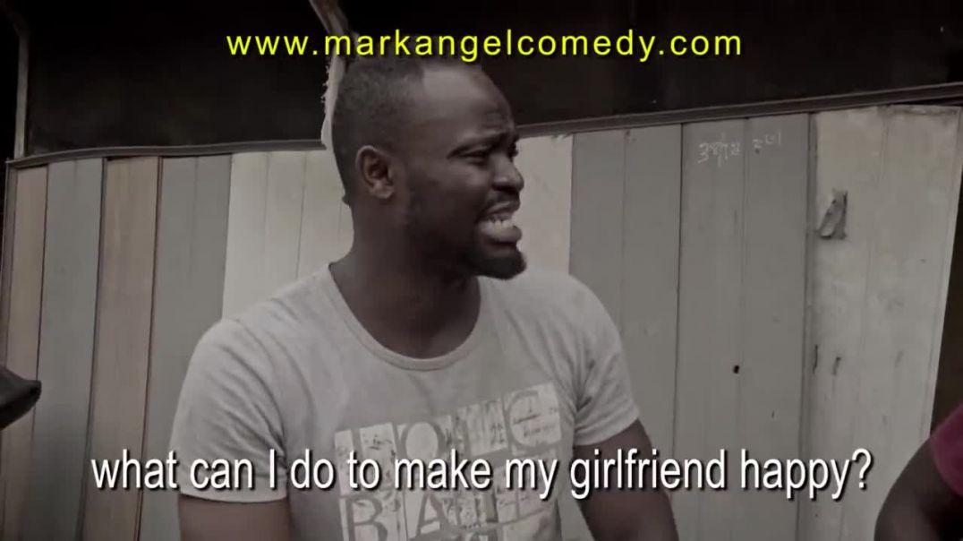 MY GIRLFRIEND (Mark Angel Comedy)