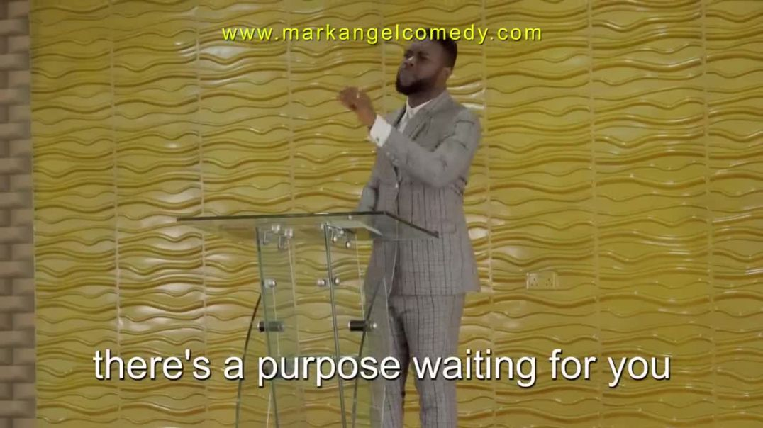THINGS OF GOD  (Mark Angel Comedy)