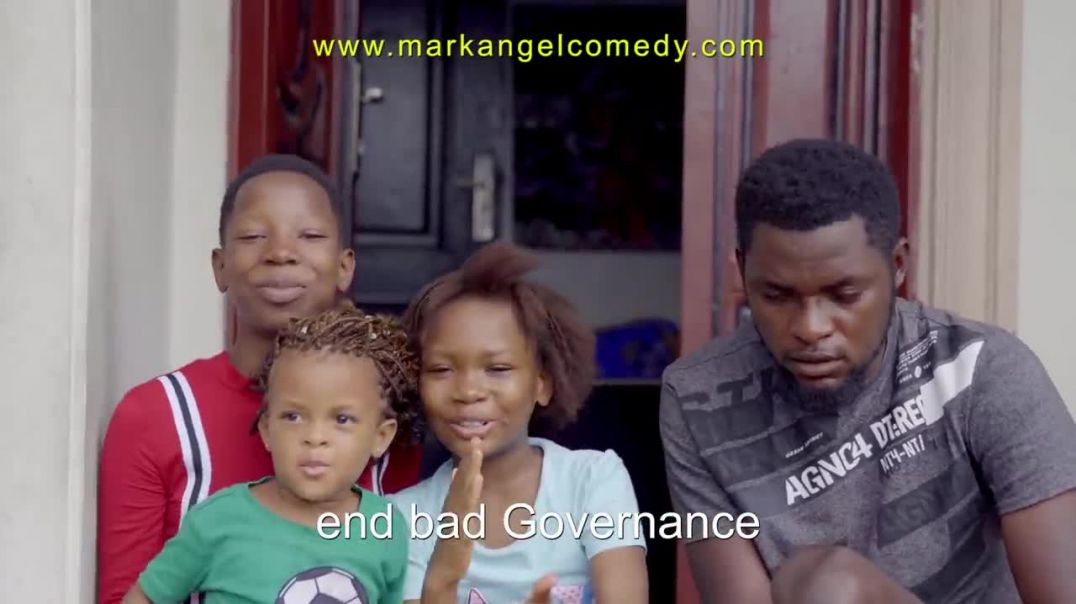 NIGERIA OUR COUNTRY (Mark Angel Comedy)