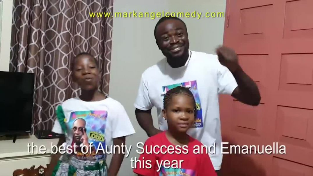BEST OF AUNTY SUCCESS AND EMANUELLA 2019 (Mark Angel Comedy)