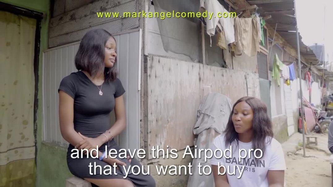 SUPER GIRL (Mark Angel Comedy) (Episode 282)