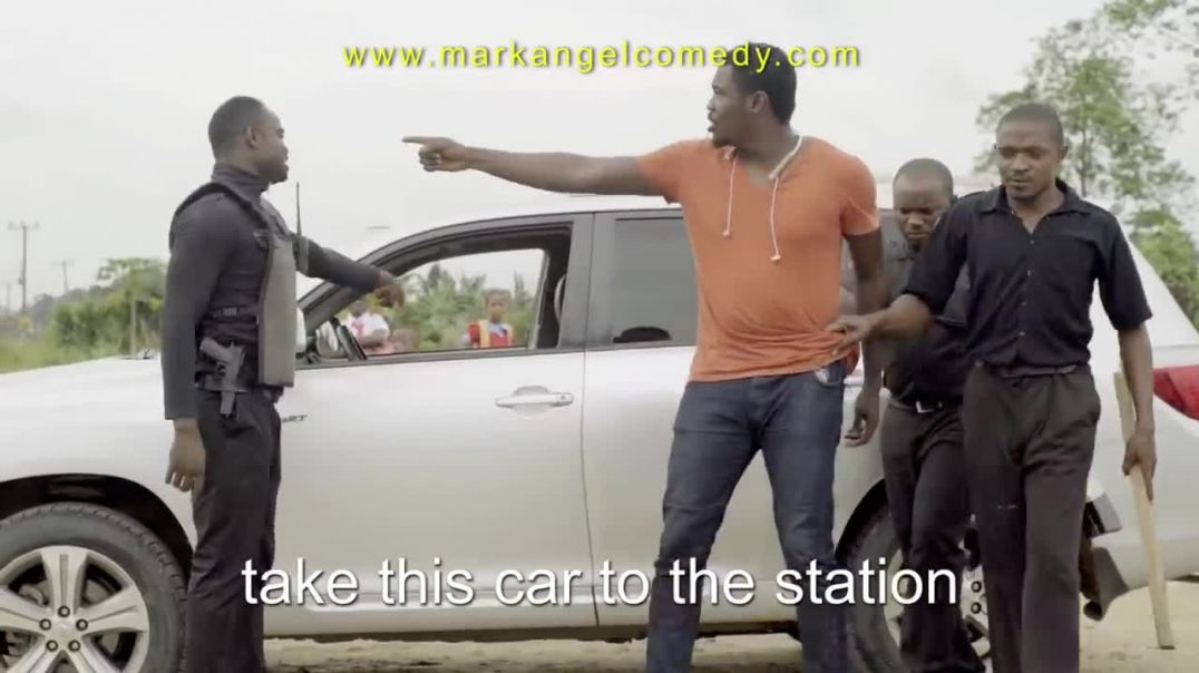 POLICE OFFICER Part 6 (Mark Angel Comedy)