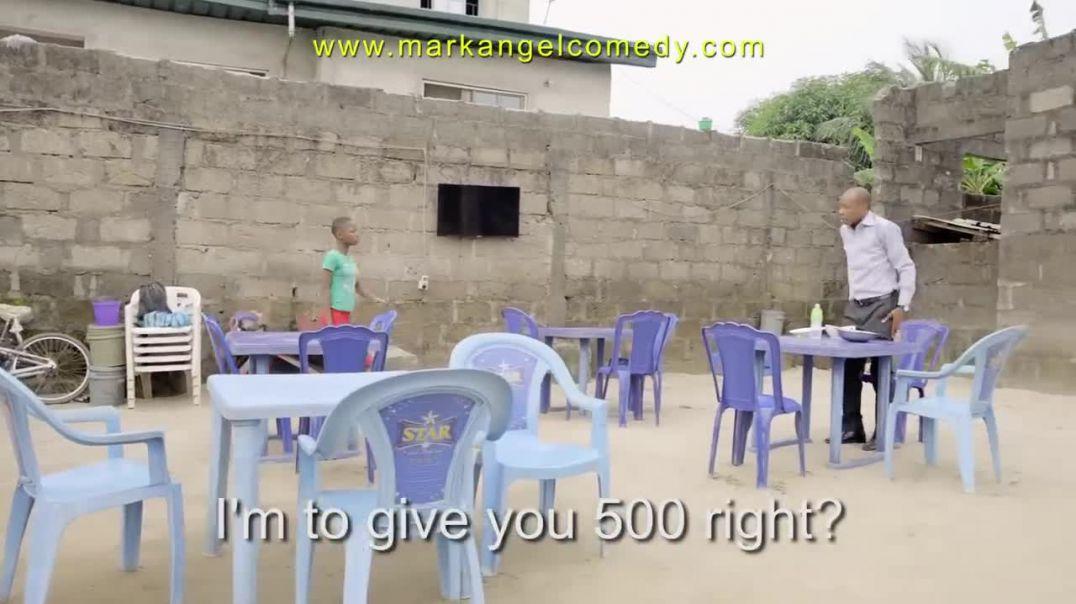 VEGETABLE SOUP  (Mark Angel Comedy)