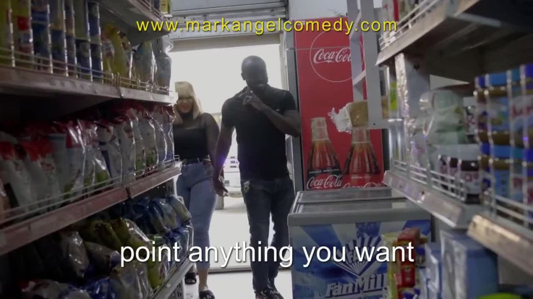 CHRISTMAS SHOPPING (Set Up Part 2) (Mark Angel Comedy)